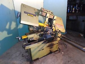 Startrite Band Saw Model H250a Automatic Feeding Saw Video Link