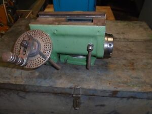 Deckel Fvt Dividing Head For Deckel Milling Machine Others