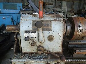 Clausing Colchester Student Lathe 6 Inch 12 Inch Headstock