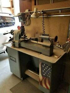 Dv 59 Lathe With Additional Tooling