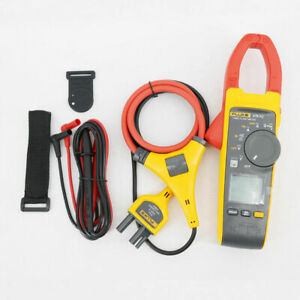 Fluke 376 fc True Rms Ac dc Clamp Meter With Iflex A Nist traceable Calibration