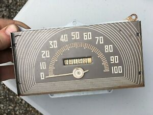1941 To 1947 Ford Truck Speedometer Hot Rod Rat Rod Kustom