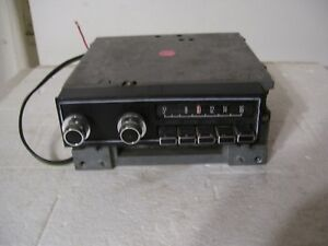 1972 1973 72 73 Dodge Truck Radio Good Working Warranty Mopar