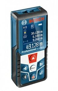 Bosch Glm50c 165 Ft Laser Distance Measure With Bluetooth From Japan