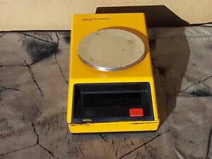 Sartorius 1202 Mp 400 G Digital Laboratory Balance Scale