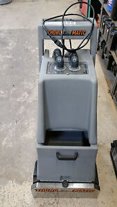 Thoro matic Tc88n Paragon Carpet Cleaning Extractor
