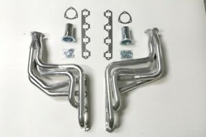 Total Cost Involved Ford 289 351w Headers Hot Rat Street Rod