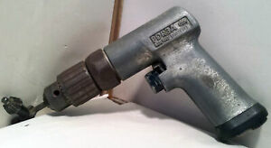 Snap on Pdr3a Reversible Variable Speed 3 8 W Key Chuck Pneumatic Air Drill