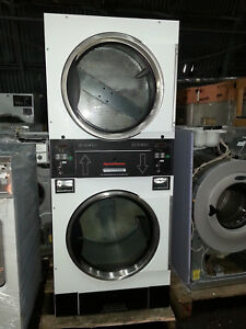 Speed Queen Stt30nbc Stack Dryer Coin Operated Queens Ny
