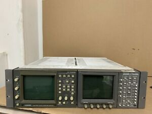 Tektronix 1750a With Leader Lv5100de