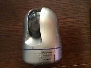 Panasonic Wv ns202a Ptz Poe Network Ip Security Surveillance Camera