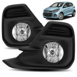 For 2016 2018 Chevy Spark Fog Lights Bumper Driving Lamps Left right Assembly