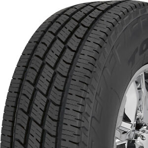 2 New 255 65r18 Toyo Open Country Ht Ii 255 65 18 Tires