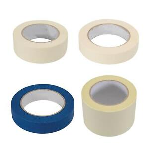 New Masking Tape Indoor Outdoor Diy Painting Decorating Easy Tear 24 75mm X 50m