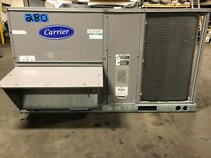 Carrier 5 Ton 2013 used A c only Rooftop Unit 50hca06a2a5a0f2c0 208 230 3