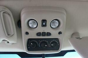 2003 2006 Chevrolet Chevy Tahoe Tan Overhead Roof Ue1 Front Console Homelink
