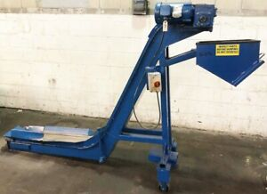 Storch 4210 9 X 110 Magnetic Inclinded Conveyor