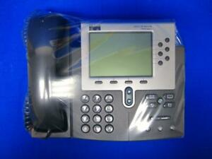 lot Of 11 Cisco Cp 7960g Voip Office Phones