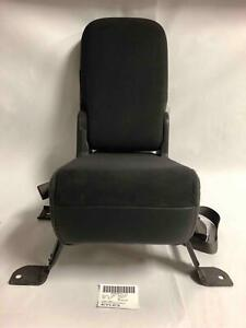 2011 Silverado Ebony Black Cloth Center Seat Console Cup Holder Free Shipping