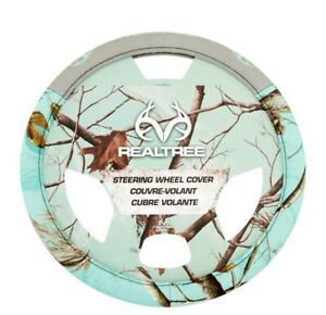 Realtree Camo Steering Wheel Cover Ap Cool Mint Truck Hunting