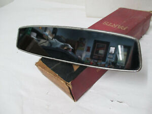Mopar Nos 63 64 Valiant Dart Fury Polara Monaco Chrysler Rr View Mirror 2428246