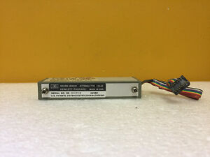 Hp Agilent 83595 60019 Dc 26 5 Ghz 3 5mm f Step Attenuator Tested