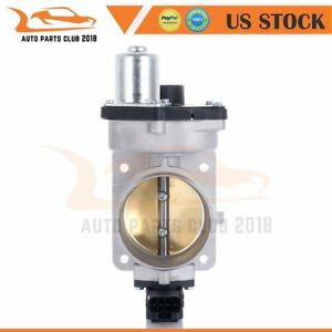 Throttle Body For Ford Mustang Explorer 4 0l 2006 2007 2008 2009 2010 9w7z9e926a