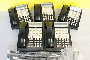 5 Avaya Partner 18d Telephone Lucent Acs Phone System Refurbished Warranty