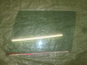Triumph Stag Left Driver Side Door Glass