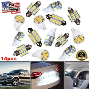 2pc H7 Led Headlight Conversion Kit Cob Bulb 400w 40000lm White High Power 6000k