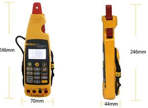 Brand New Fluke 773 Milliamp Process Clamp Meter With Soft Case F773 F 773