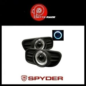 Spyder Auto 5021496 Projector Clear Fog Lights Fits 99 04 Jeep Grand Cherokee