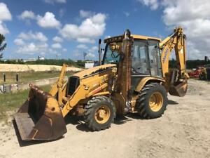 Caterpillar Backhoe In Stock | JM Builder Supply and Equipment Resources