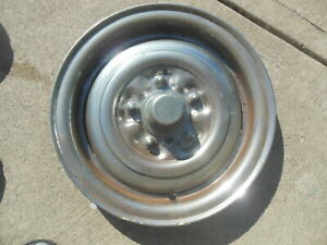 1 Aftermarket Vintage Mercury Cyclone Wheel Cover Hubcap Hub Cap Knockoff