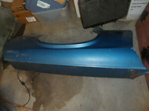 1970 70 Mercury Cougar Eliminator Xr 7 Fender Oem Original Panel Right R