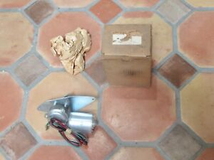 1956 60 Ford Fomoco F 100 Pickup Electric Wiper Motor Nos Rare Made In Usa