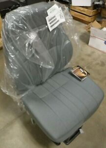 Kalmar Premium Forklift Seat Color Grey Part 90029845 brand New Never Used