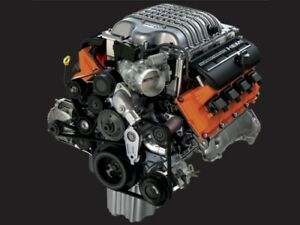 Mopar Srt Hellcat 6 2l Hemi Supercharged Crate Engine 68303089aa
