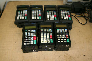 Lot Of 14 Pcs Worth Data T54 Tricoder Portable Usb Barcode Scanner