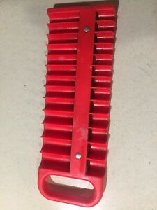 Snap On Tool Magnet Tray Mr1426 Holds 26 Sockets 1 4 Inch Tray Only Vintage