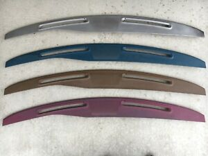 1976 1977 Pontiac Grand Prix Dash Speaker Cover Panel Several Colors
