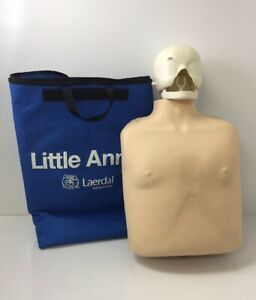 Laerdal Little Anne Cpr Ems Emt Nursing Training Manikin
