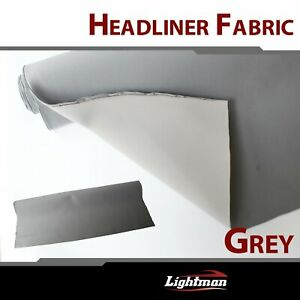 Replacement Down Sagging Foam Backed Headliner Fabric 60 Width Sold By The Yard