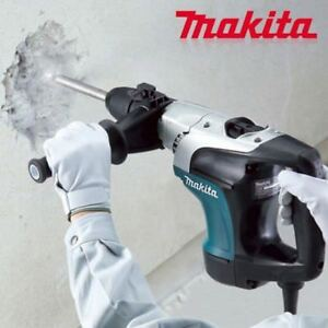 Makita Corded Electric Rotary Hammer Drill Hr4002 Sds Max 1 050w_a0