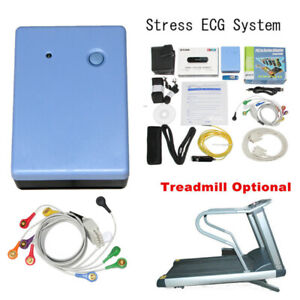 Contec8000s 12 Lead Stress Ecg Analysis System exercise Equipment software 2019