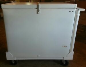 Fricon 6ffe 9 7 Cf Eutectic Cold Plate Push Cart Ice Cream Freezer