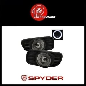 Spyder Auto 5021502 Projector Smoke Fog Lights Fits 99 04 Jeep Grand Cherokee