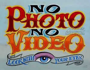 Tattoo Shop Policy Print Art Ink Artist Studio Parlor Business Sign