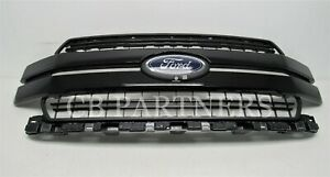 New Takeoff 2018 2019 Original Ford F150 Agate Black Front Grille