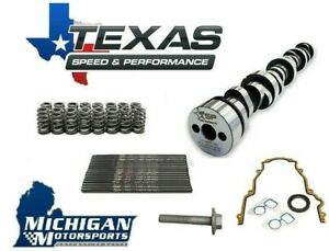 Texas Speed Tsp Stage 4 High Lift Vortec Truck Camshaft Cam 4 8 5 3 6 0 Kit